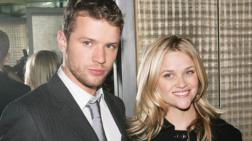 Ryan Phillippe und Reese Witherspoon, 2006