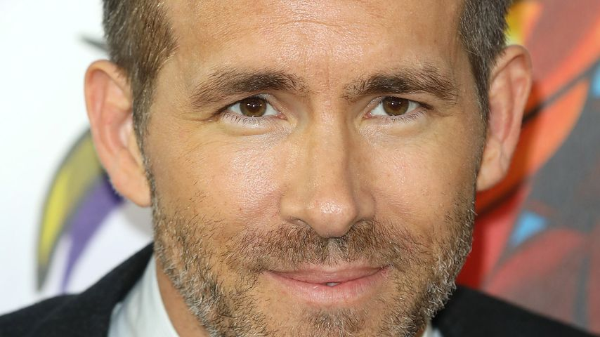 """Ryan Reynolds bei einer """"Deadpool 2""""-Veranstaltung"""