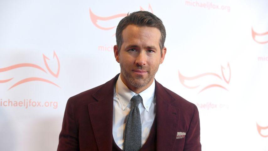 """Ryan Reynolds liebt es, mit Tochter Betty (1) """"abzuhängen"""""""