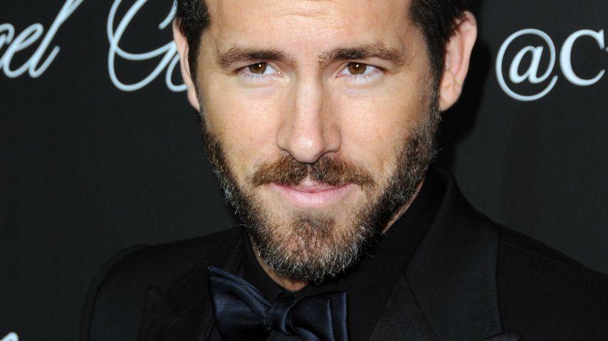 Neu-Papa Ryan Reynolds: Sein Baby schläft nicht!