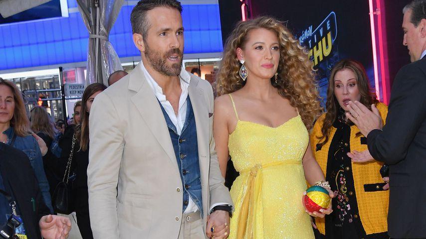 Ryan Reynolds und Blake Lively