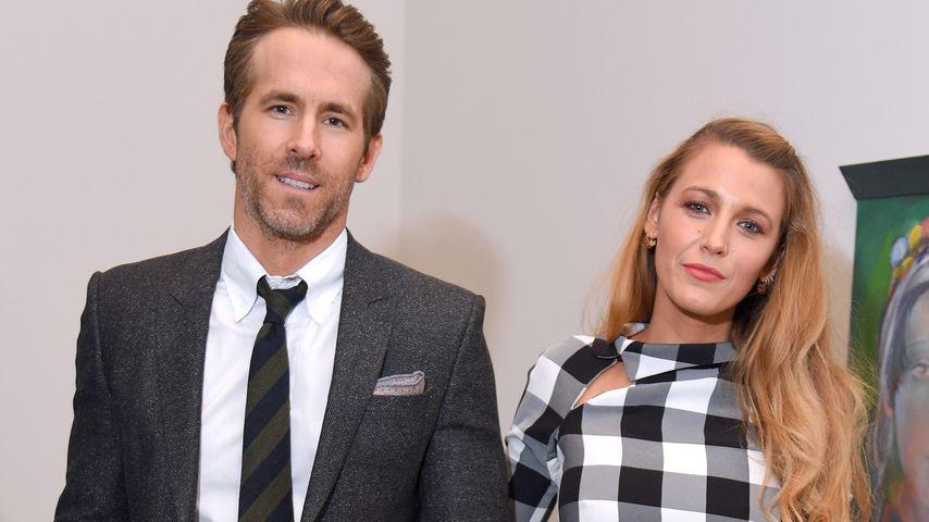 Ryan Reynolds und Blake Lively im März 2018