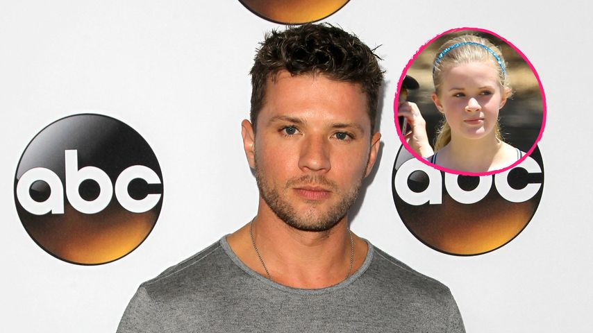 Depression! Ryan Phillippe in Angst um Tochter Ava