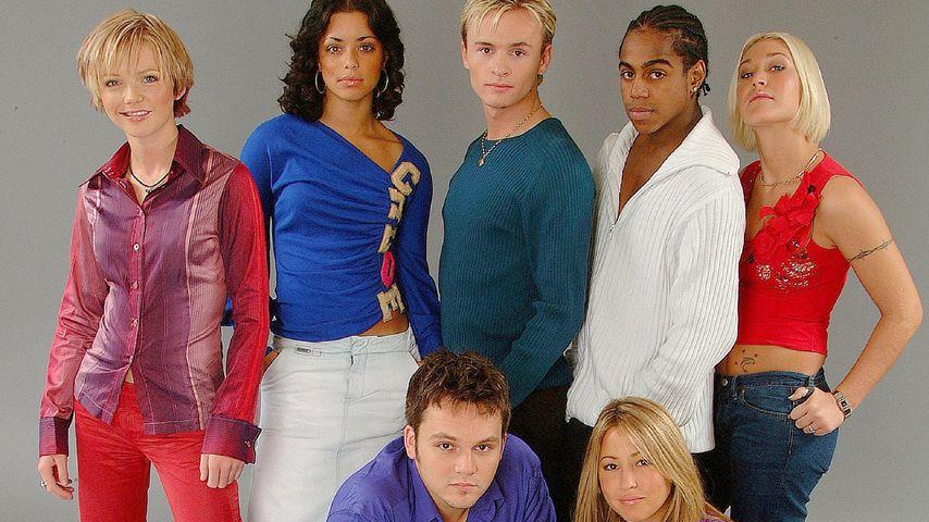 S Club 7, 2001
