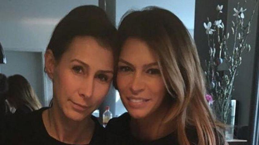 Bezaubernde Schwestern: Sabia Boulahrouz strahlt an Ostern