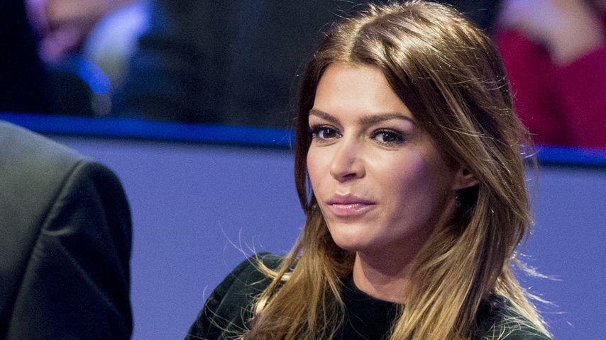 Sabia Boulahrouz bei der TV-Show MindMasters in den Niederlanden