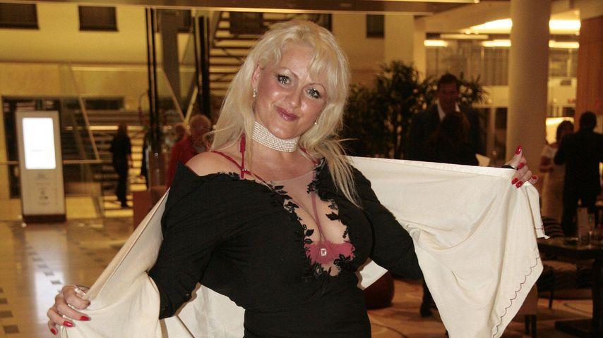 Sabrina Lange bei der Dolphin Aid Gala in Düsseldorf 2006