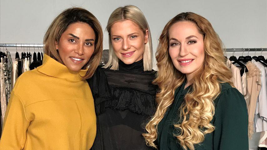 Sabrina Setlur, Valentina Pahde und Elna-Margret Prinzessin zu Bentheim