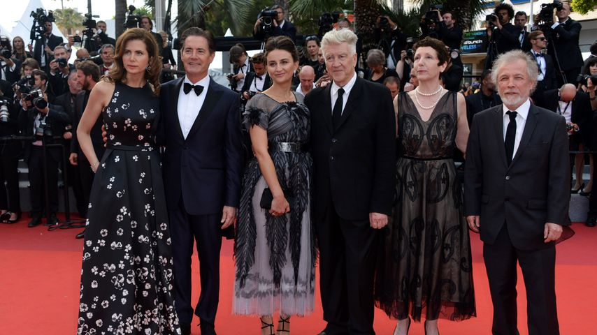 Sabrina Sutherland, Kyle MacLachlan, Desiree Gruber, Emily Stofle, David Lynch