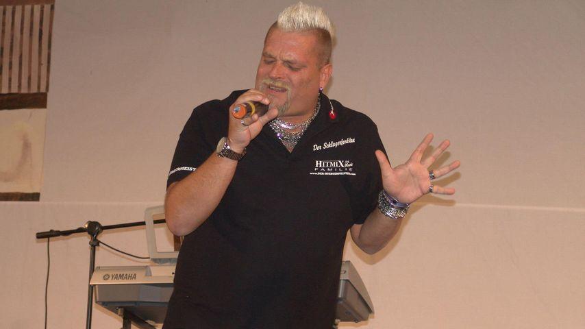 Christian Esser bei einem Auftritt