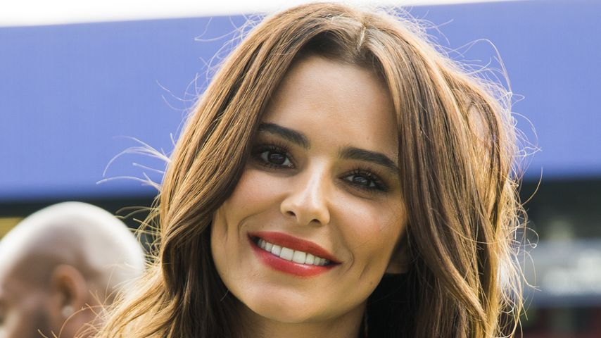 Sängerin Cheryl Cole bei einem Event in London