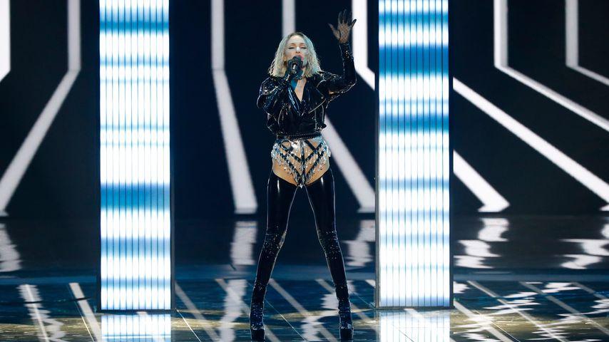 Sängerin Tamta bei ihrer ESC-Performance für Zypern