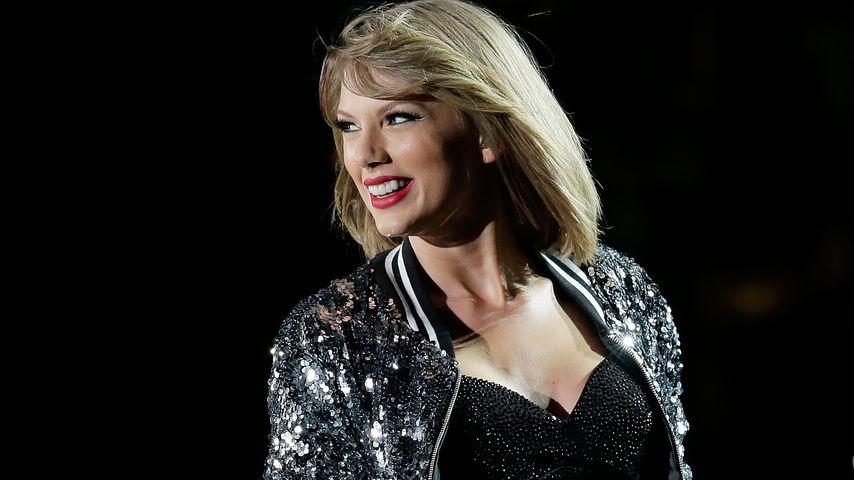 Ganz spontan! Taylor Swift überrascht Fans in Target-Filiale