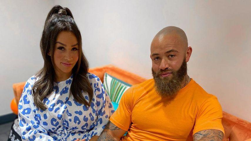 Safiyya Vorajee und Ashley Cain im August 2021