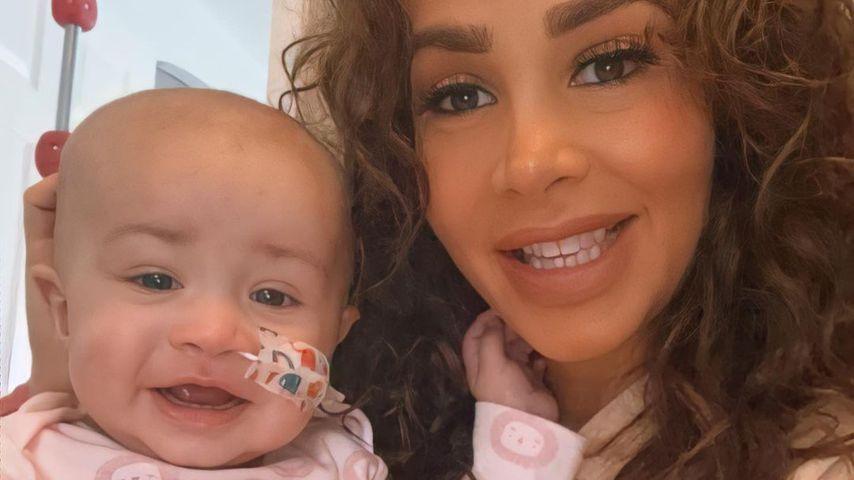 Safiyya Vorajee und ihre Tochter Azaylia