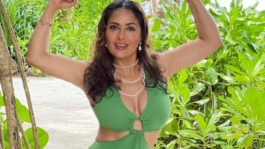 Salma Hayek, Schauspieler