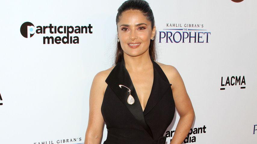Salma Hayek, Schauspielerin