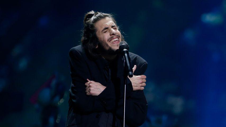 Nach Herz-OP: ESC-Gewinner Salvador Sobral singt wieder!