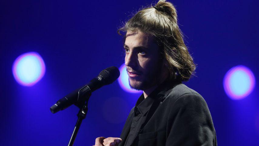 "Salvador Sobral beim ""Eurovision Song Contest"", 2017"
