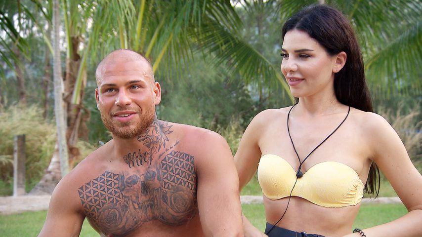 """Salvatore und Maryana bei einem """"Temptation Island""""-Date, Folge 1"""