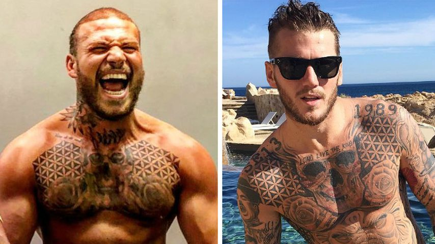 "Hat ""Temptation Island""-Salvatore Tattoo-Ideen nur geklaut?"