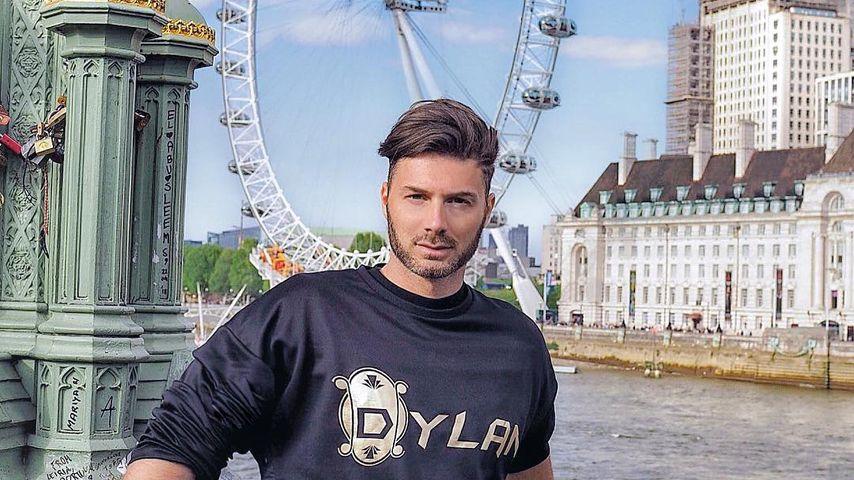 Sam Dylan im November 2018 in London