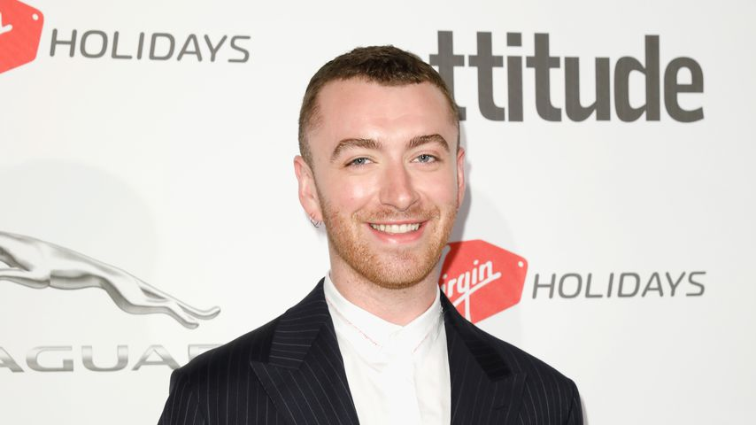 Sam Smith bei den Attitude Awards in London