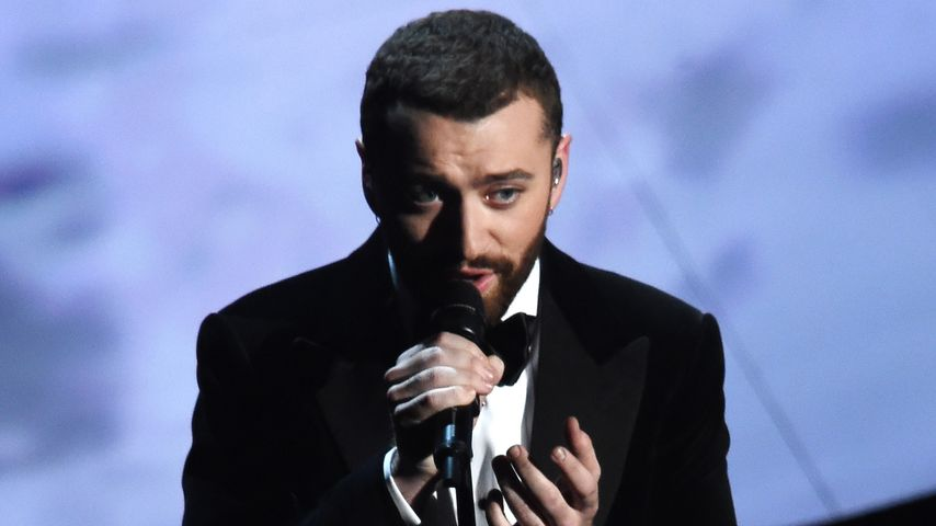 "Offiziell: Sam Smith singt den ""James Bond""-Titelsong!"