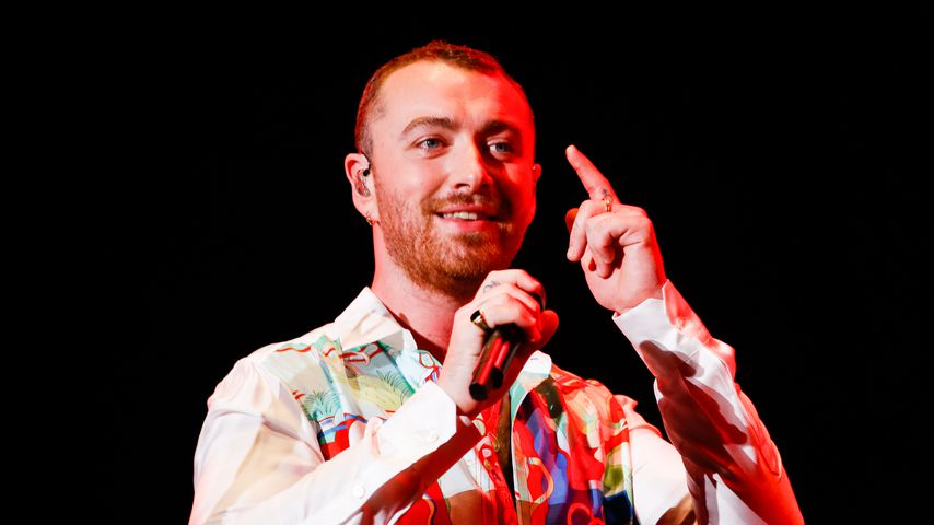 Sam Smith beim Lollapalooza in Sao Paulo 2019