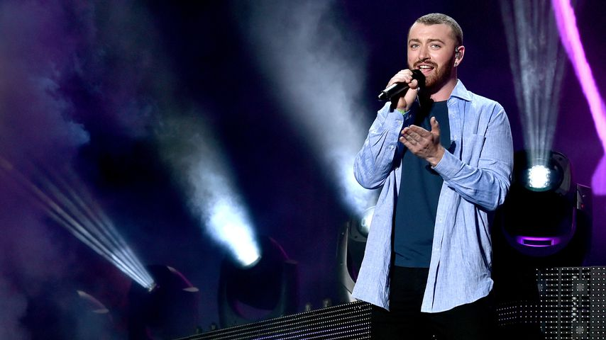 "Sam Smith beim ""Coachella"" Festival, 2016"