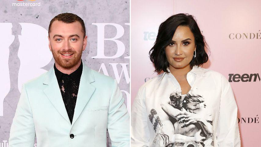 """""""So süß"""": Sam Smith plaudert über Demi Lovatos neue Liebe"""
