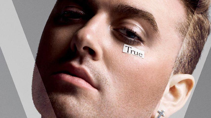 Mega-maskulin: Sam Smith zeigt sein Brusthaar