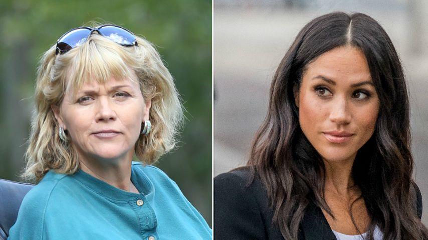 Royal-Fans sauer: Samantha Grant greift Meghans Mama an!