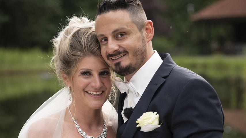 """Samantha und Serkan, """"Hochzeit auf den ersten Blick""""-Paar"""