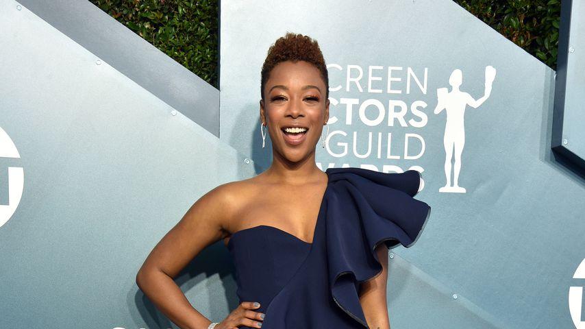 Samira Wiley bei den Screen Actors Guild Awards 2020