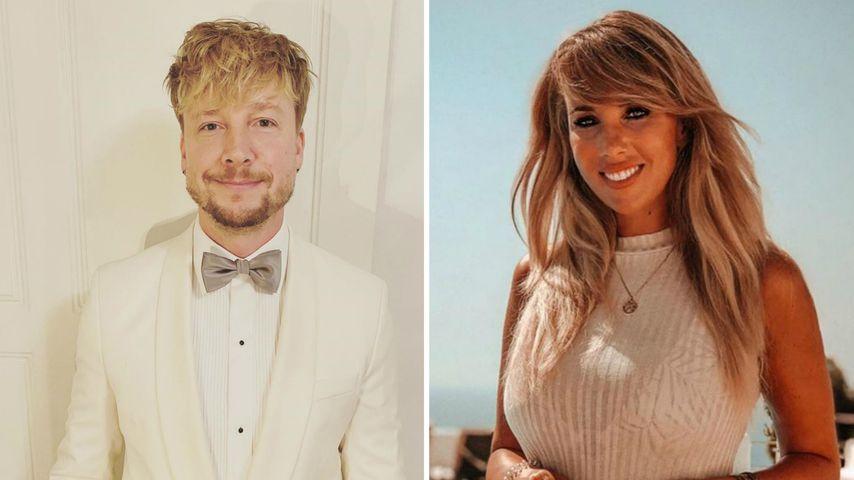 Plattenfirma empfahl Samu Haber Flirt mit Annemarie Eilfeld!