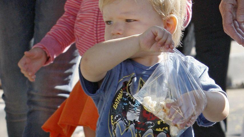 Süß: Ben Afflecks Kinder setzen Batman-Statement