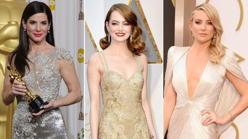 Oscar-Fashion: Die 5 schönsten Kleider der Award-Geschichte!