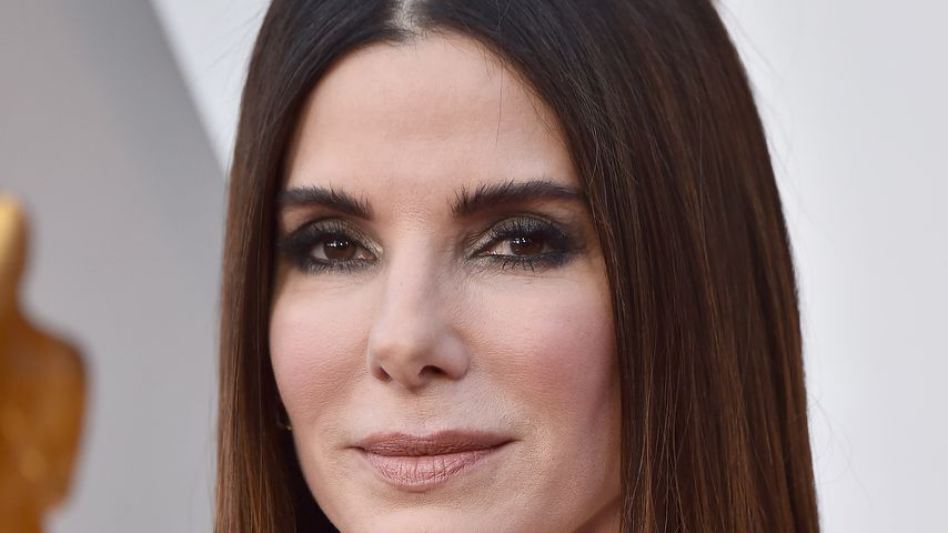 Sandra Bullock bei der Oscar-Verleihung in Hollywood