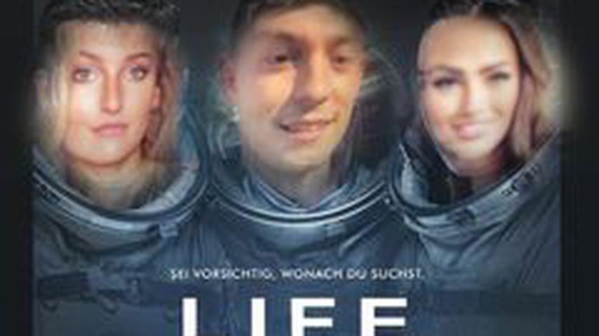 "Sandra Janina, Henrik Stoltenberg und Paulina Ljubas in ""Life"""