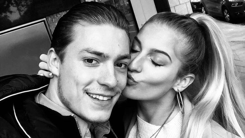 Henrik Stoltenberg und Sandra Janina, Oktober 2020