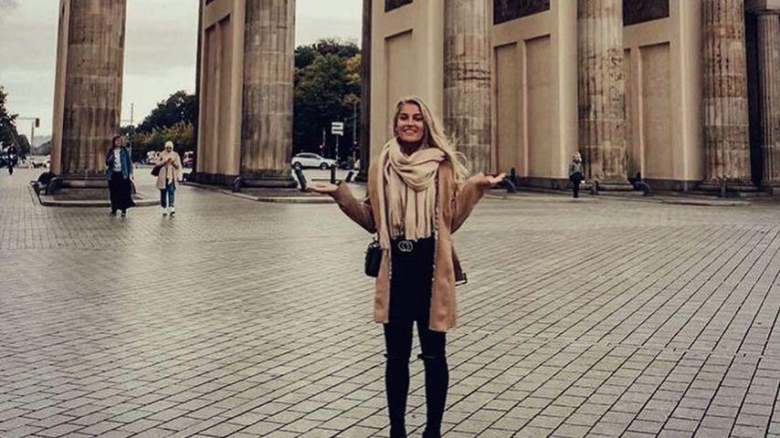 Sandra Janina im Oktober 2020 in Berlin