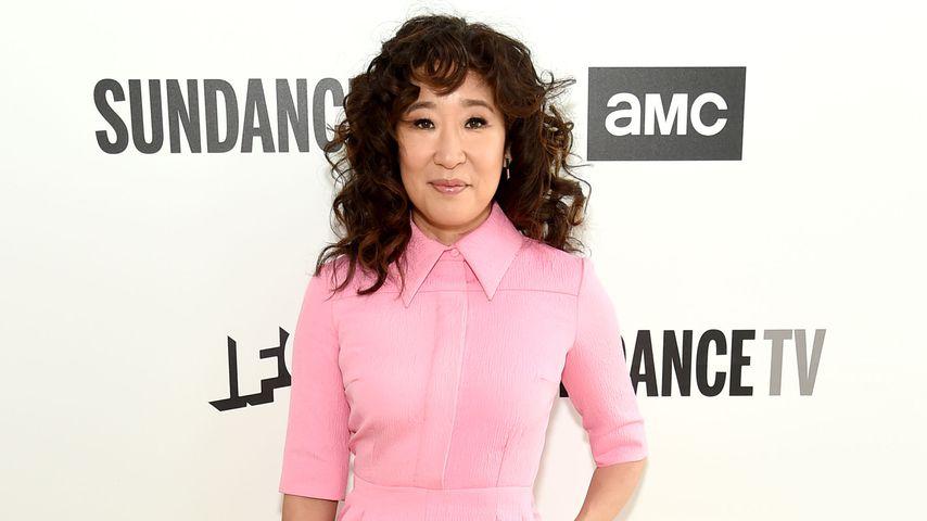 Sandra Oh im April 2019