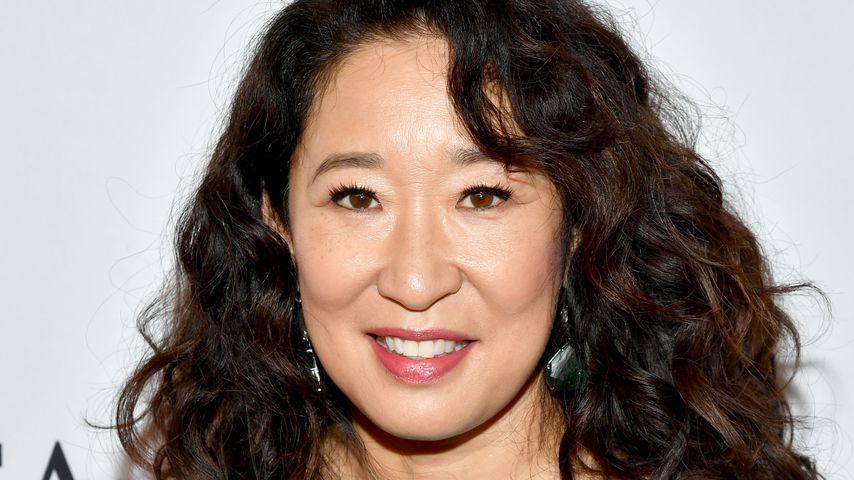 Schauspielerin Sandra Oh