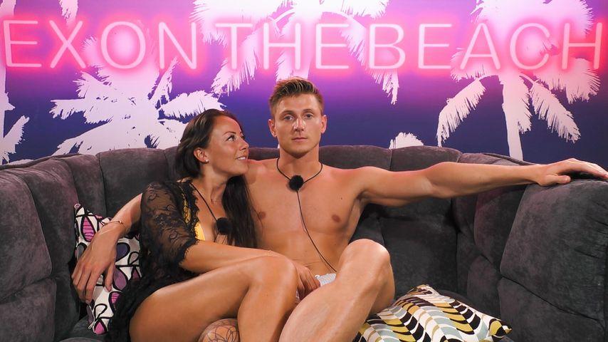 """Sandra und Tommy bei """"Ex on the Beach"""""""