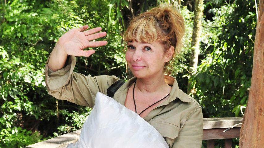 Sandra Steffel, Dschungelcamperin 2018