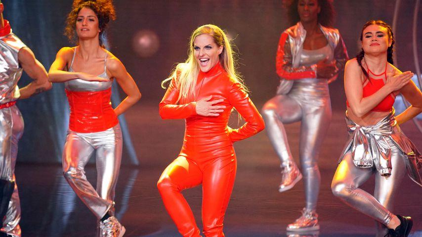 """Sandy Mölling bei """"Dance Dance Dance"""""""