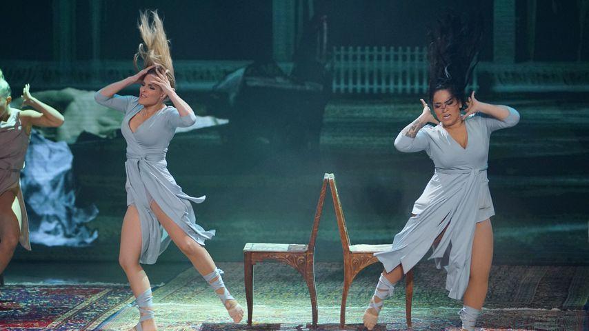 """Sandy Mölling und Bahar Kizil im Finale von """"Dance Dance Dance"""""""
