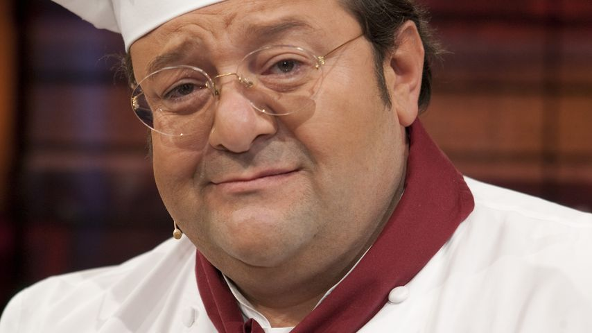 Trauer um Vox-Star: TV-Koch Sante de Santis (✝50) ist tot!