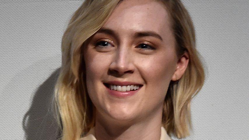 """Saoirse Ronan bei der Premiere von """"The Seagull"""" in New York City"""